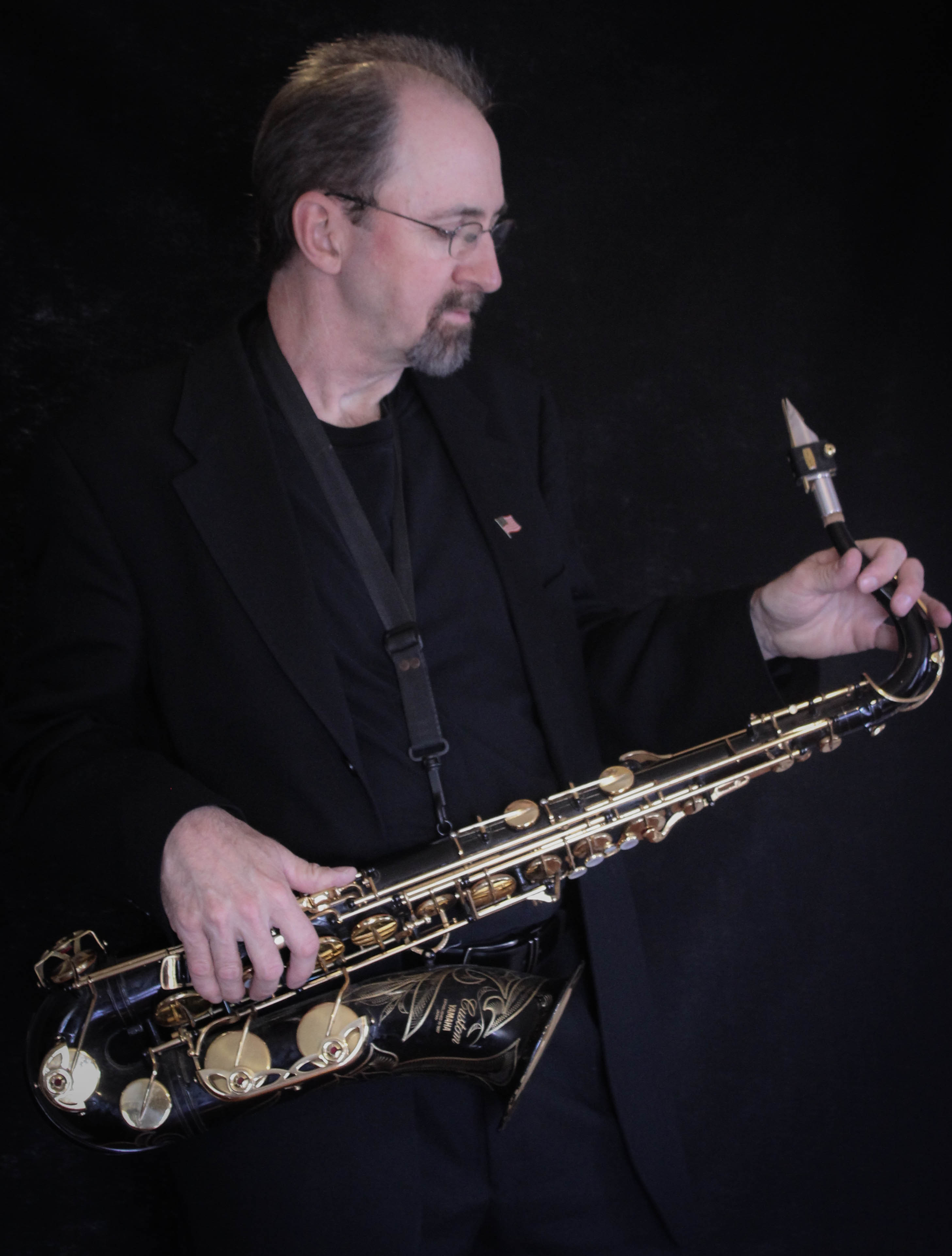 the sax guy mark armstrong